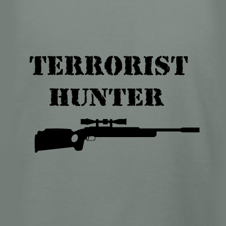 Army Terrorist Hunter