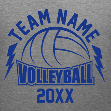 Top Volleyball Team T-Shirt Design | DesignAShirt.com ZC22