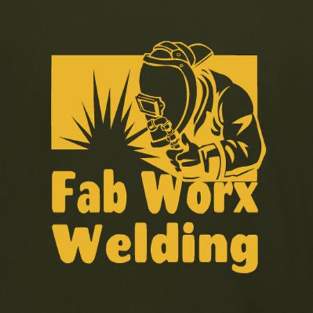 Fab Worx Welding T Shirt Design Designashirt