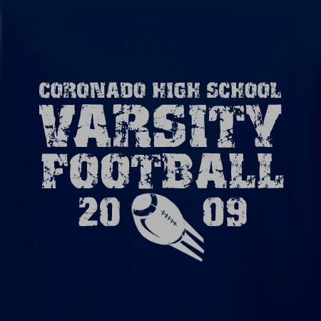 Varsity football old school