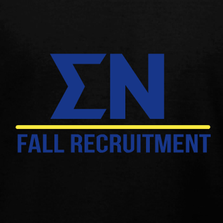 Sigma Nu Fall Recruitment