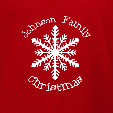 Johnson Family Christmas Party T Shirt Design Designashirt