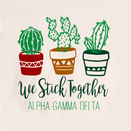 AGD Greek We Stick Together
