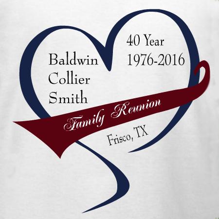 family reunion t shirt design template