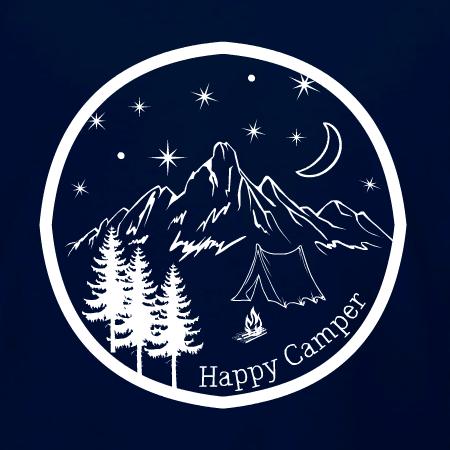 Happy Camper Adult Version