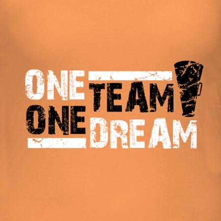 One Team One Dream T-Shirt Design