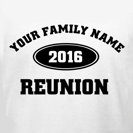 family reunion team style