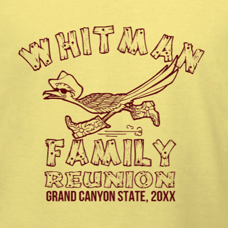 grand canyon family reunion